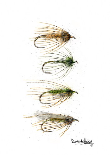 Flies-Caddis Emergers