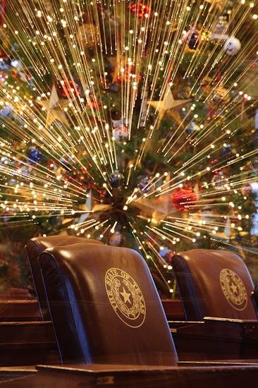 Christmas in the Senate