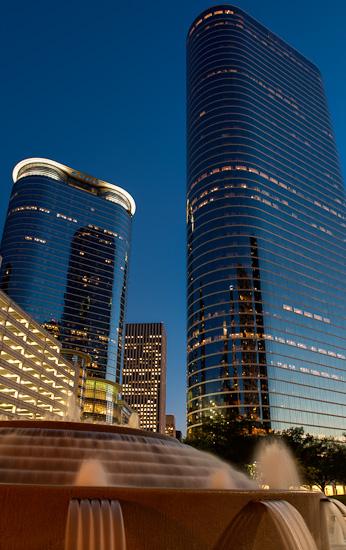 Smith & Bell, Houston at Dusk