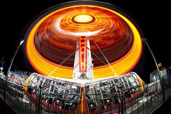 Rotating Ride, Austin Rodeo Carnival