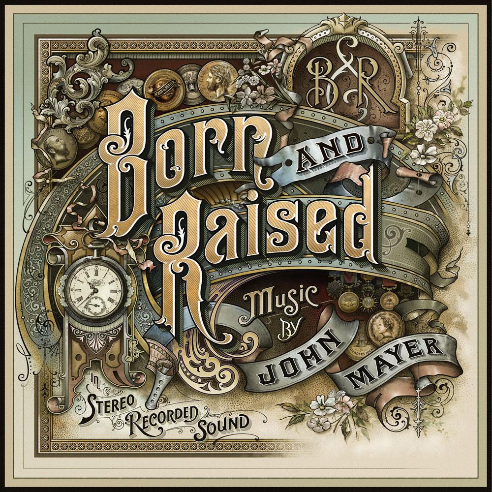 Born and Raised Album Cover