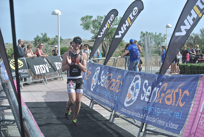 Half Canet. Pure Triathlon.