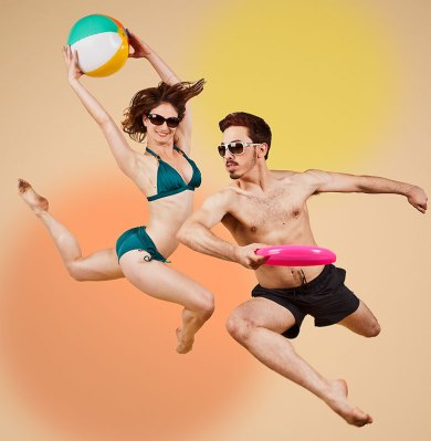 "DANCEworks Santa Barbara - Keigwin + Company - ""Bolero Santa Barbara"" publicity photo 4/14/10"