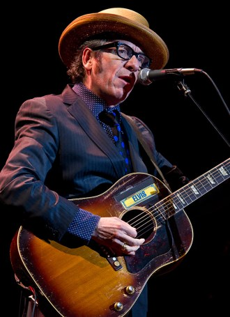 UCSB Arts & Lectures - Elvis Costello 4/13/10 Arlington Theatre
