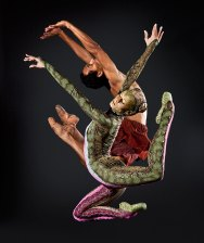 "State Street Ballet ""Jungle Book"" publicity photo 10/3/09"