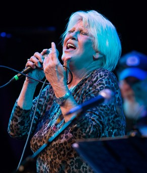 T.R.A.P. - Bonnie Bramlett & Friends 9/28/12 Lobero Theatre