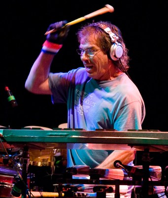 Mickey Hart & Planet Drum @ Lobero Theatre, 9/20/06