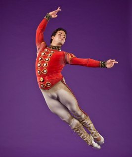 "State Street Ballet ""Nutcracker"" publicity photo 10/12/11"