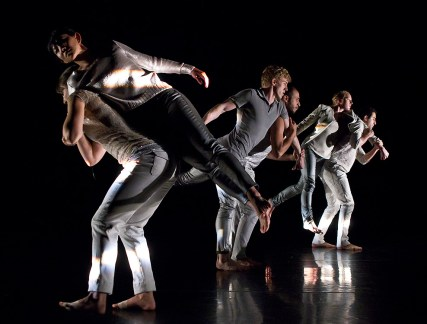 "DANCEworks Santa Barbara - Brian Brooks Moving Company ""Descent"" 3/29/12 Lobero Theatre"
