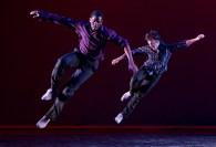 "DANCEworks Santa Barbara - Doug Elkins Choreography - ""Mo(or)town Redux"" 3/18/11 Lobero Theatre"