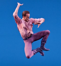 NY City Ballet MOVES 10/18/11 Granada Theatre - presented by UCSB Arts & Lectures