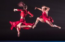 "Alvin Ailey Dance Theater ""Grace"" 4/13/13 Arlington Theatre presented by UCSB Arts & Lectures"