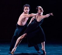 "Wheeldon/Morphoses - ""Softly as I Leave You"" 1/29/10 Granada Theatre, presented by UCSB Arts & Lectures"
