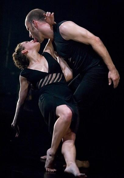 "Summerdance Santa Barbara, AsZure & Artists - "" Lascilo Perdere"" 7/27/06 Center Stage Theater"