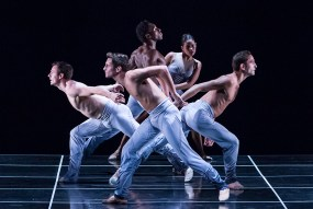 "spen Santa Fe Ballet ""Square None"" 10/02/12 Granada Theatre presented by UCSB Arts & Lectures"