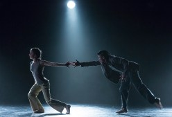 """Cedar Lake Contemporary Ballet """"Ten Duets on a Theme of Rescue"""" 2/11/14 Granada Theatre presented by UCSB Arts & Lectures"""