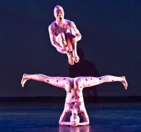 "UCSB Theater & Dance - ""The Secret Lives of Aquarium Creatures"" 4/8/10 Hatlin Theatre"