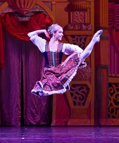 """State Street Ballet - """"Nutcracker"""" 12/12/08 Granada Theatre"""