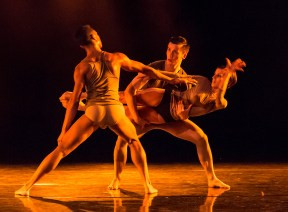 "Wayne McGregor/Random Dance ""FAR"" 1/28/14 Granada Theatre presented by UCSB Arts & Lectures"