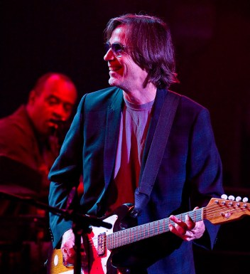Jackson Browne - Presented by Sings Like Hell & the Lobero Theatre 10/3/08 Arlington Theater