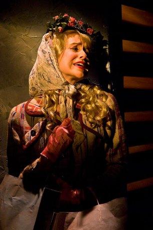"""Ensemble Theatre Co. - """"Gunmetal Blues"""" 9/30/09 Alhecama Theatre"""