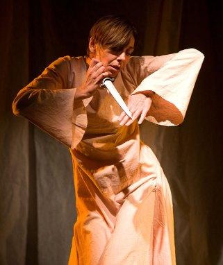 "Teatr Antonie-Kalis - ""That (Famous Scottish) Play"" Lit Moon World Shakespeare Fest 10/12/06 Porter Theatre, Westmont College"