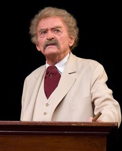 "Hal Holbrook - ""Mark Twain Tonight!"" 3/24/06 Lobero Theatre"