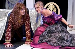 """UCSB Dept. of Theater & Dance - """"Tartuffe"""" 2/15/12 Performing Arts Theater"""