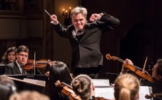 Edward Gardner, Music Academy of the West Festival Orchestra 7/12/14 Granada Theatre