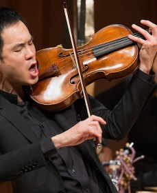 Richard Yongjae O'Neill, Camerata Pacifica 9/22/12 Hahn Hall