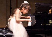 "Pianist Umi Garrett, ""From the Top"""