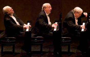 Richard Goode, CAMA Santa Barbara Masterseries 2/8/05 Lobero Theatre