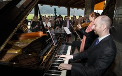 Pianist Adam Neiman, Camerata Pacifica @ Sanford Winery 5/3/14