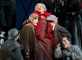 "Opera Santa Barbara - ""La Bohéme"" 11/9/11 Granada Theatre"