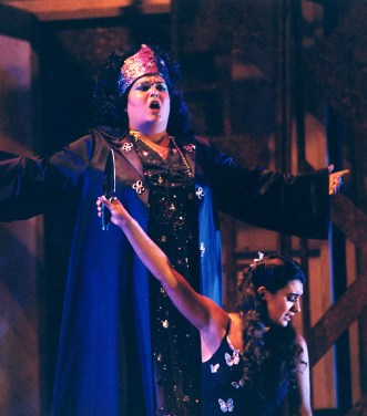 "Music Academy of the West - ""The Magic Flute"" 8/1998 Lobero Theatre"