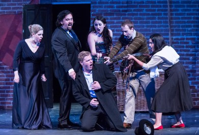 Music Academy of the West - Opera Scenes 7/14 Lobero Theatre