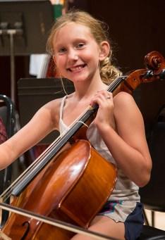 SB Youth Symphony - Junior Strings 10/7/12 Hahn Hall