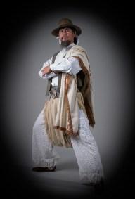 "Dancer/Musician Roberto ""El Tata Gaucho"" Chagallo 2004 Santa Barbara, CA"