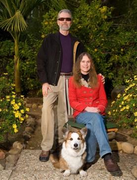 David, Kendal and Rolly Bazemore 2006 Santa Barbara, CA