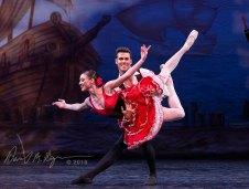 """State Street Ballet - """"Don Quixote"""" 2/20/16 Granada Theatre"""