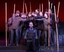 "UCSB Theater & Dance - ""Death of Kings"" Part 1 2/18/15 Hatlen Theater"