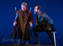 "UCSB Theater &Dance - ""Death of Kings"" Part 1 2/18/15 Hatlen Theater"