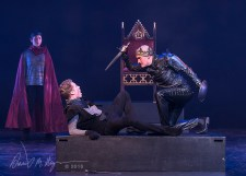 "UCSB Dept. of Theater & Dance - ""Death of Kings II"" 2/26/16 Hatlen"