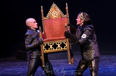 "UCSB Dept. of Theater & Dance - ""Death of Kings II"" 2/26/16 Hatlen Theater"