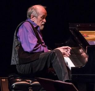 Roger Kellaway - Lobero Live! - Dorado Schmitt & the Django All-Stars 11/10/15 Lobero Theatre