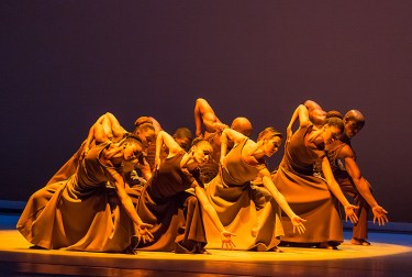 AAADT in Alvin Ailey's Revelations. Photo by David Bazemore