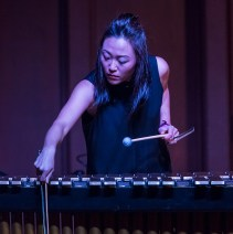Ji Hye Jung (w)ringing etherial - Camerata PAcifica 4/13/16 Hahn Hall, MAW