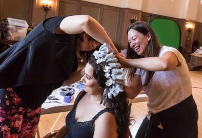 Marisol Miller Wave, Monica Yunus & Heather Sterling