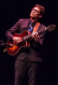 Lobero Live! Hot Swing - Frank Vignola 4/9/16 Lobero Theatre
