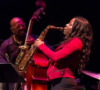 Tia Fuller - Mack Avenue SuperBand 3/31/16 Lobero Theatre